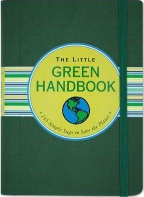The Little Green Handbook by Ruth Cullen