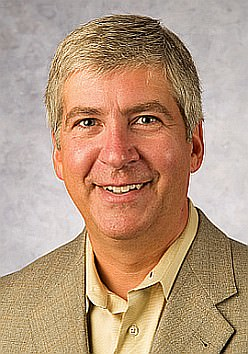 Rick Snyder- Innovator and Venture Capitalist