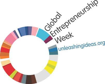 Global Entrepreneurship Week - Logo