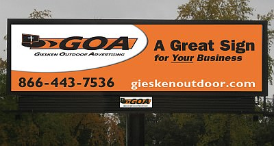 Giesken Digital Billboard