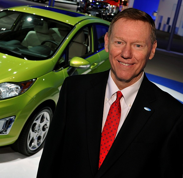 Alan mulally to speak at dearborn chamber s business breakfast for Ford motor company alan mulally