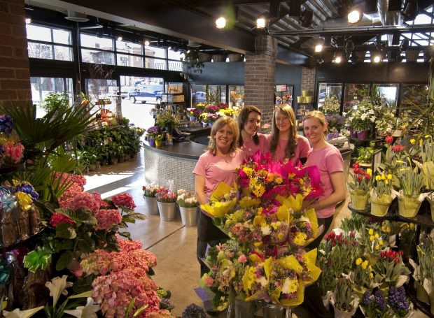 Westborn Market - New Flower Shop