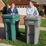 New Trash Collection System
