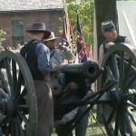 Civil War Reenactors Gather at Greenfield Village