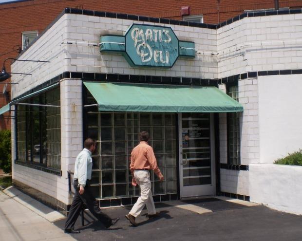 Mati's Deli - On Monroe Street In Dearborn, Michigan