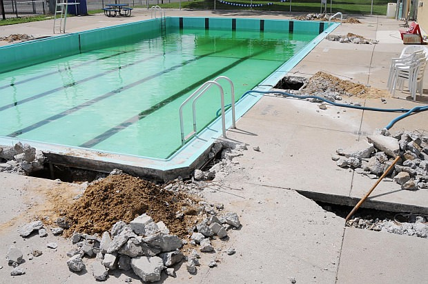Crowley Pool Repairs