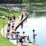 14th Annual Children's Fishing Derby at Camp Dearborn