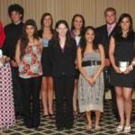 Otto Rowen scholarship winners