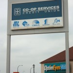 Co-op Services Credit Union Forgotten Harvest Facebook Fundraiser