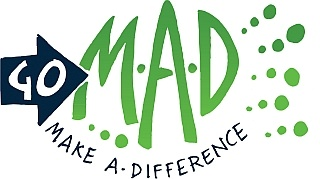MAD - Make A Difference Logo