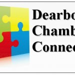 Dearborn Chamber Connect Logo
