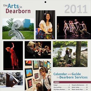 2011 City of Dearborn Calendar