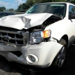 Before photo of Ford Escape repaired by Korte's Collision