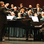 Vanguard Voices' Music for the Seasons Concert