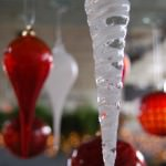 Photo Caption: Celebrate the season with Michigan made, hand-crafted glassware from the Glass Academy show and sale, December 4 & 5.