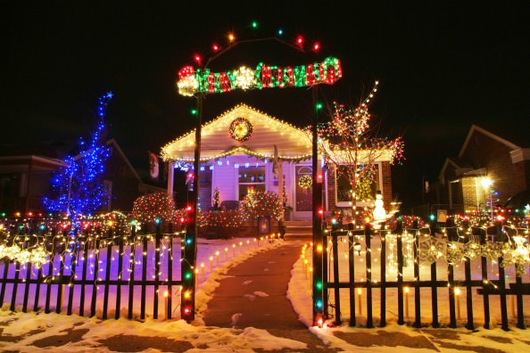 """Dearborn Aglow"" is Dec. 11 through Dec. 13. Homeowners are encouraged to have their holiday lights on from 6-10 p.m. when City Beautiful Commissioners will be traveling through the neighborhoods looking for the best displays. The awards ceremony is Jan. 19."