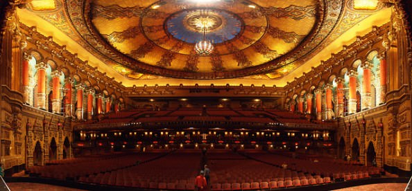 Fox Theatre - Detroit Movie Palace