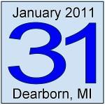 January 31, 2011