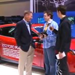 Ford Focus Wins Big at CES-2011 in Vegas