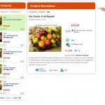 Westborn Market gift basket on MyNewMarketplace.com