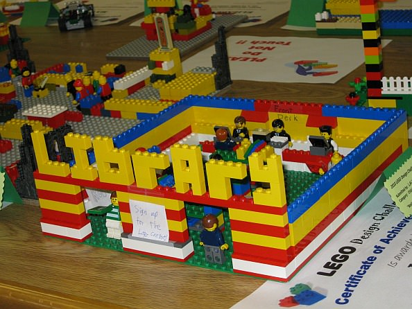 Library Lego Contest