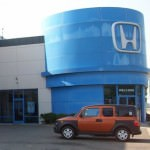 LaFontaine Honda Earns Honda President's Award