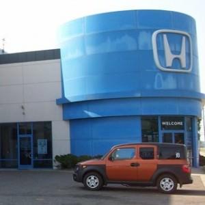 La Fontaine Honda