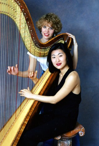 Kerstin Allvin and Jung Wha Lee