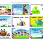 Vote For Your Favorite Library Card Design