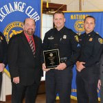 Cpl. Marshall Named Police Officer of the Year