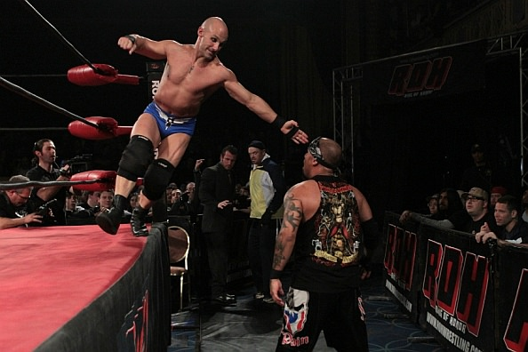 Fallen Angel Christopher Daniels