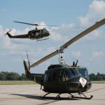 Vietnam Era Helicopter to Conduct Flyover