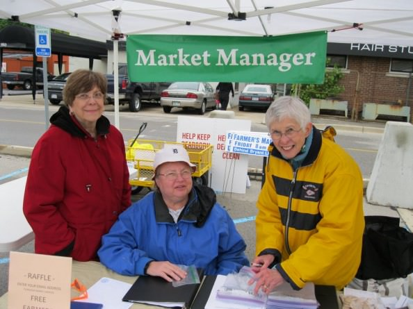 Joan M. Reed is the Market Manager