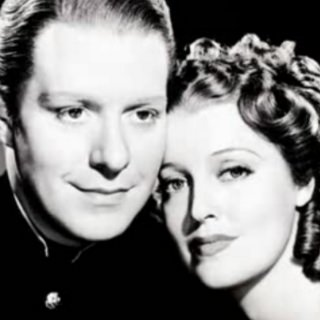 Nelson Eddy and Jeanette McDonald