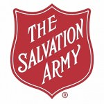 Middle School Students Donate to The Salvation Army