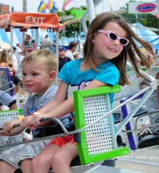 Dearborn's Homecoming festival Aug. 5-7 will feature 26 rides. All-day wrist bands can be purchased at a discount online through 11:59 p.m. August 4 at www.wadeshowsinc.com