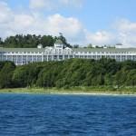 Mackinac (Mackinaw) Island - Grand Hotel