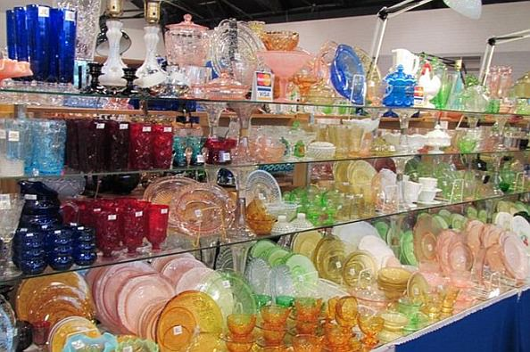Depression Era Glass Show