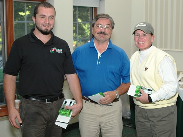 Hugh Archer Golf Outing Winners