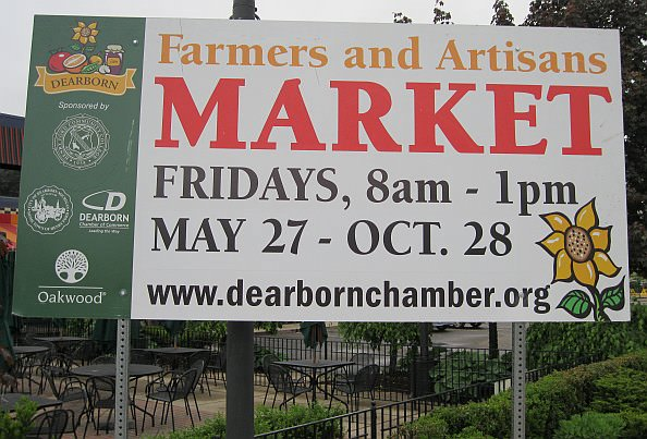 Dearborn Farmers and Artisans Market