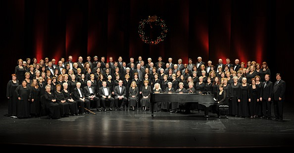 Vanguard Holiday Concert
