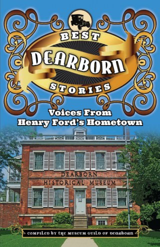 Best Dearborn Stories - Book Cover