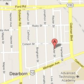 5100 Reuter Street in Dearborn, Michigan