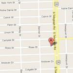 Ross Street - Near Telegraph in Dearborn, Michigan