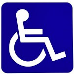 Wheelchair accessible - ADA story