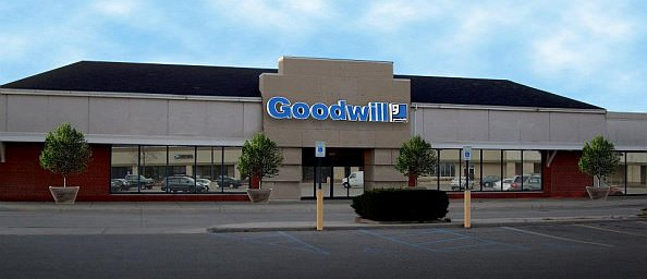 New Goodwill Store in Dearborn, Michigan
