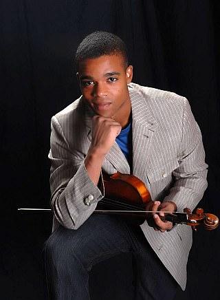 Gareth Johnson Violinist