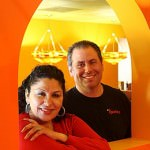 Marisa Garcia and husband Steve Guzina
