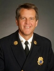 Richard Miller - Dearborn Fire Chief - new MIchigan Fire Marshal