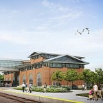 Dearborn Intermodal Passenger Rail Station